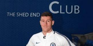 """""""Poter avere un nuovo inizio in una nuova squadra come il Chelsea, per me, è incredibile"""" sono le prime parole di Barkley a Stamford Bridge (Immagine tratta dal profilo Instagram di ChelseaFC)"""