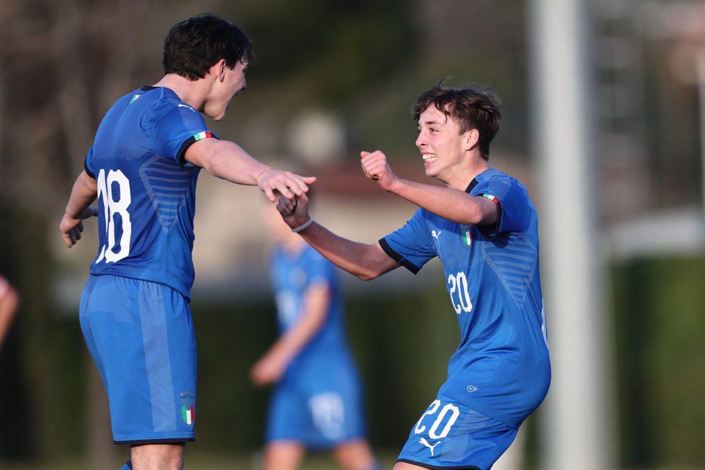 sports shoes 2abcc 01be1 Italia Under 16: Bernardo Corradi ne chiama tre dal Genoa