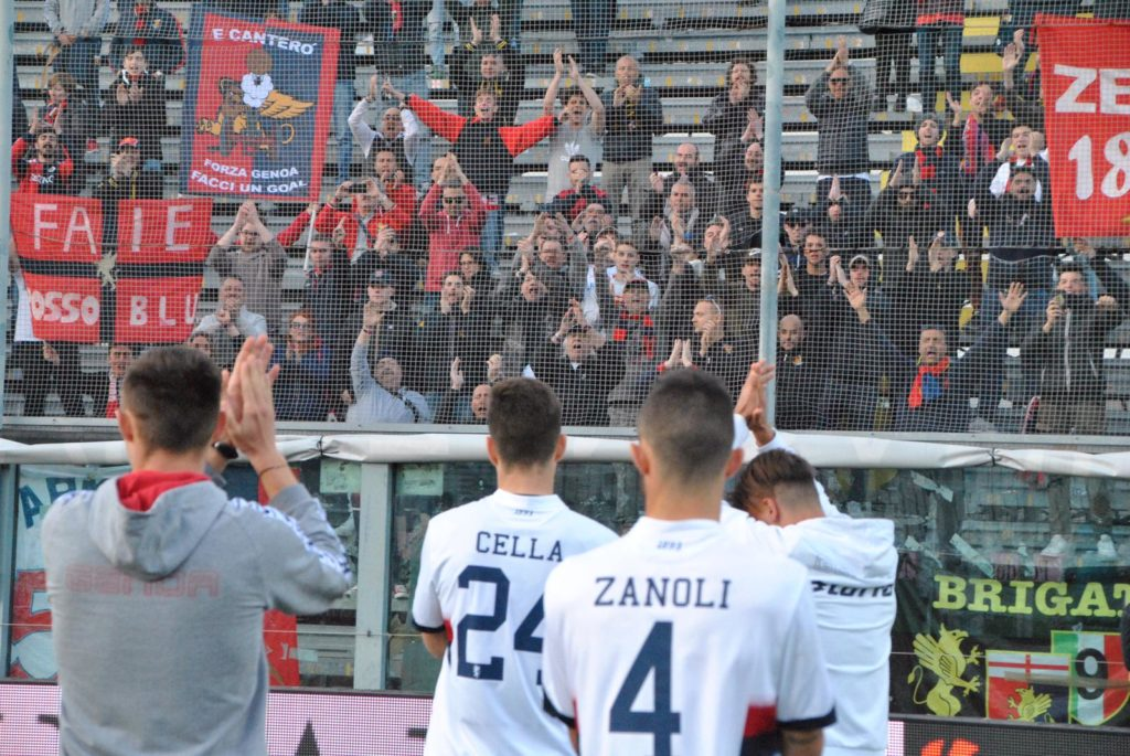 Genoa 6 7 Bologna D C R Grifoncini Si Arrendono Ai Rigori Fra Gli Applausi