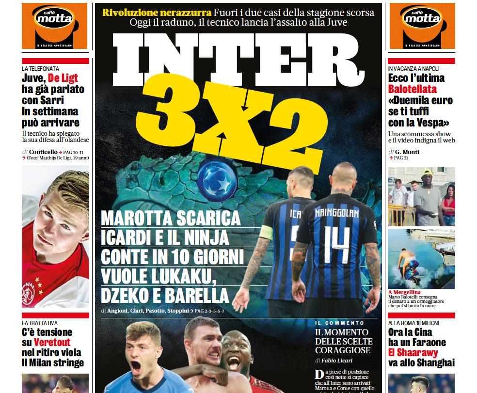 Genoa vola a Neustift, Romero alla Juve