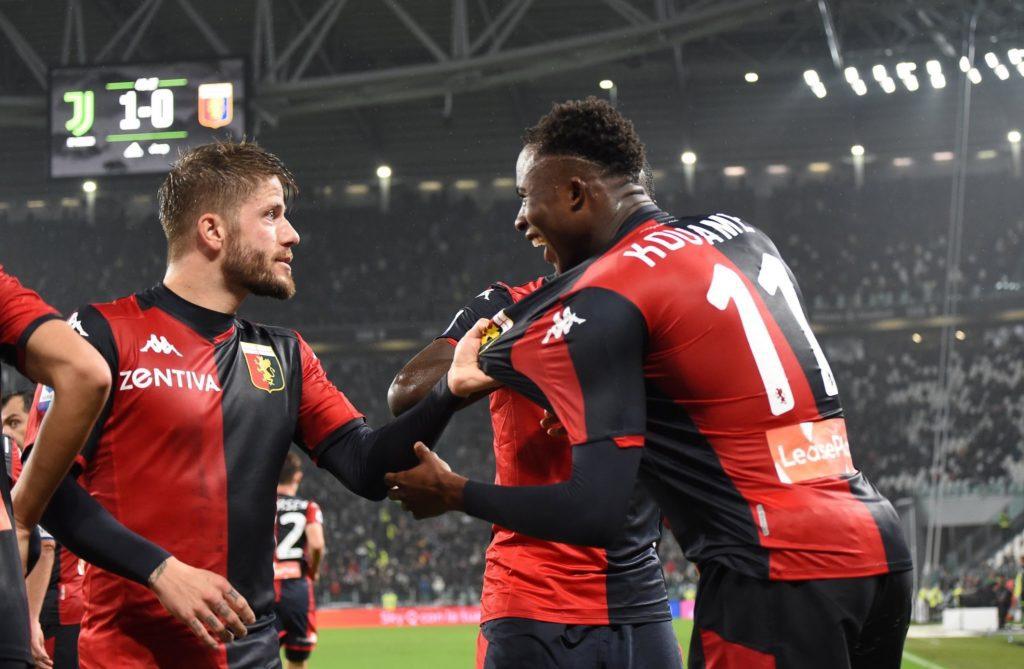 """Tutto il Genoa con Kouamé. Capitan Criscito: """"Forza, sei un leone"""" - Buon Calcio a Tutti"""