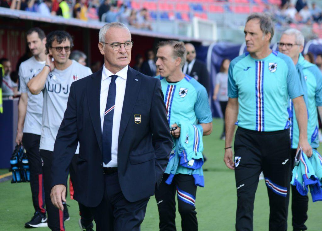 "Sampdoria, Ranieri chiede serietà: ""L'Italia è in guerra, il ..."