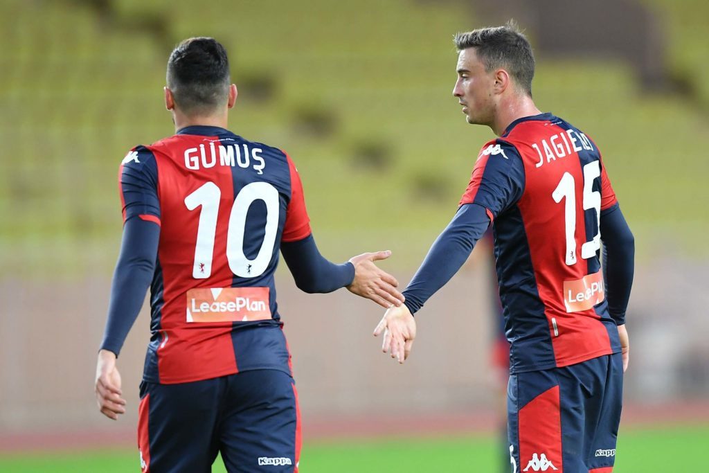Monaco 2-1 Genoa: decide un gol di Jemerson. Non basta Sinan Gumus - FINALE - Buon Calcio a Tutti