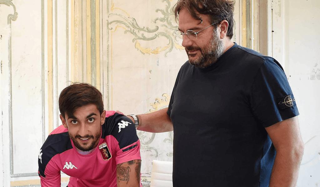 UFFICIALE - Mattia Perin lascia la Juventus torna al Genoa - Buon ...